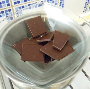 bain marie chocolat