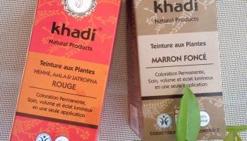 coloration khadi en deux temps verdict - Logona Coloration