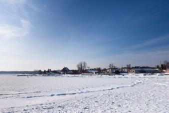 Frozen vilage