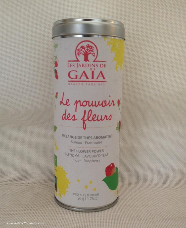Le pouvoir des fleurs, Les jardins de Gaia