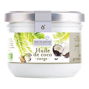 huile de coco Bio Planète
