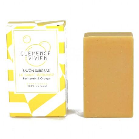savon saponifié à froid Clémence et Vivien