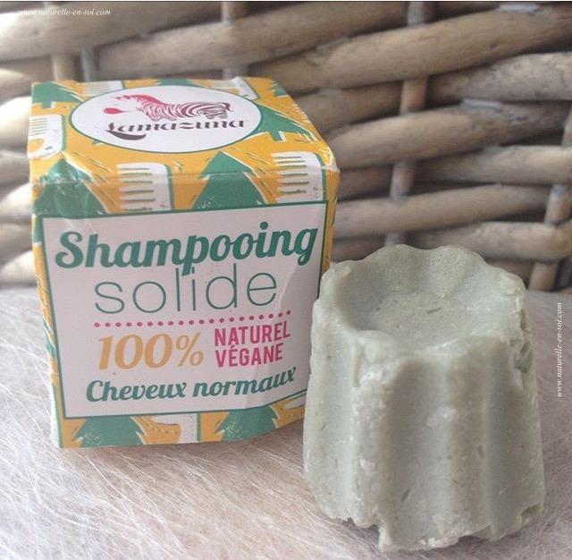shampoing solide Lamazuna