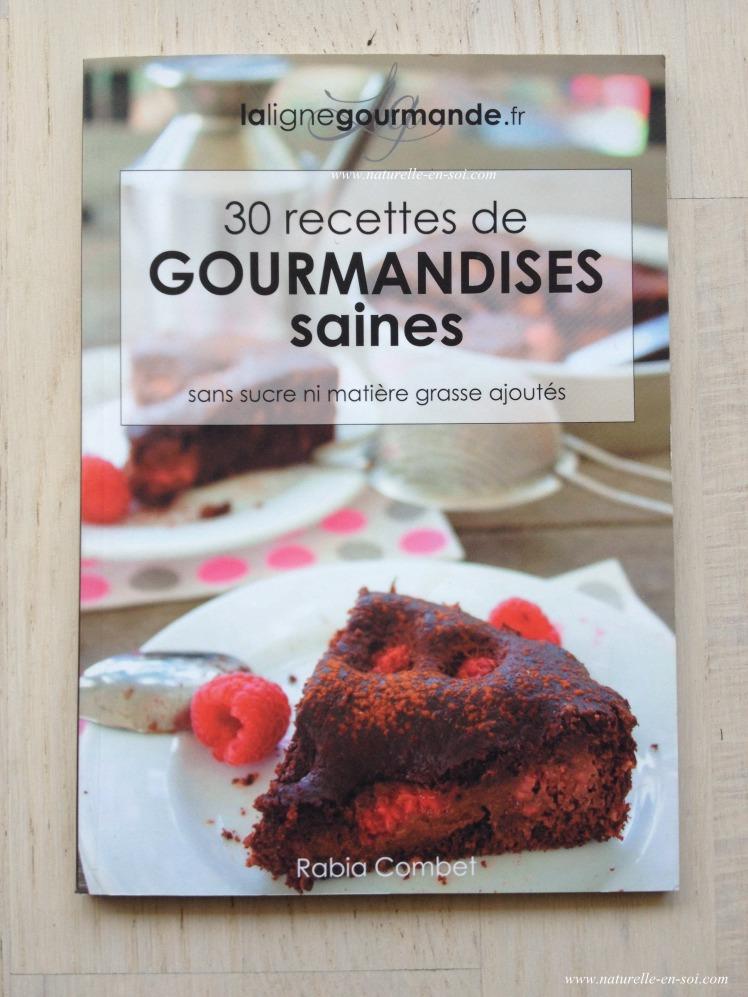30 recettes de gourmandises saines