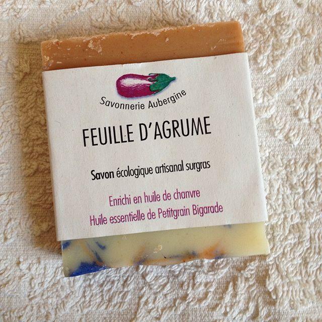 savon Feuille d'agrume