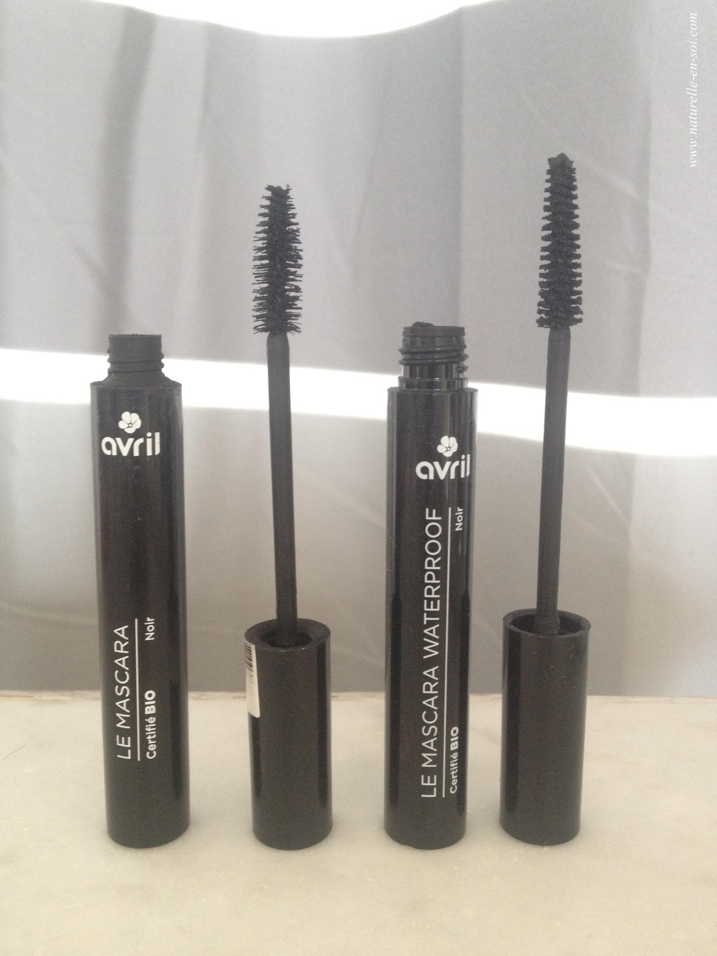 mascara waterproof Avril