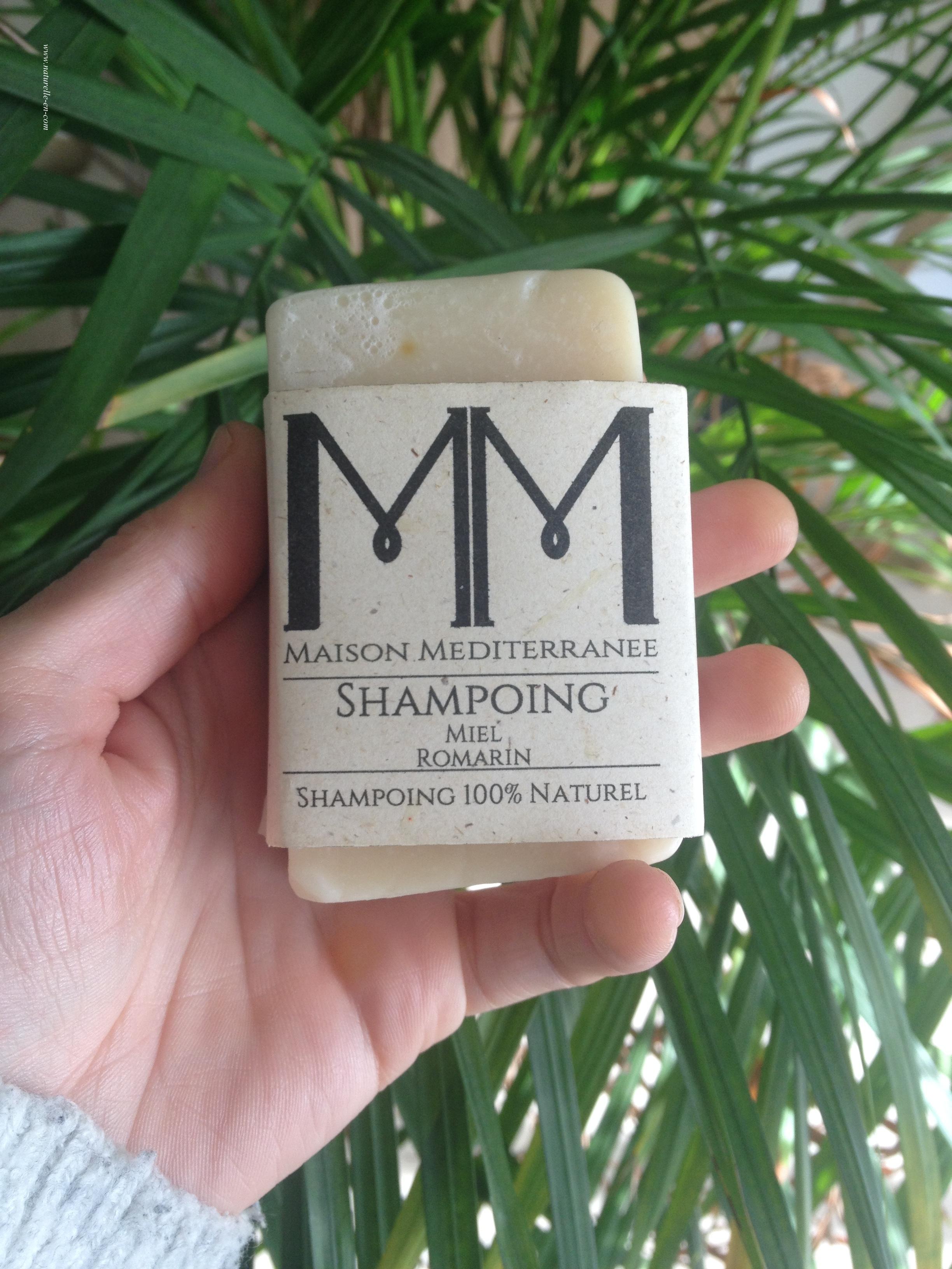 shampoing a froid Maison mediterrannéé