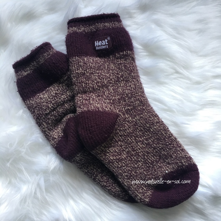 Chaussettes Heat Holders