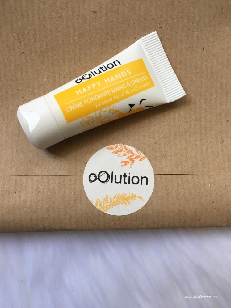 Crème mains Oolution